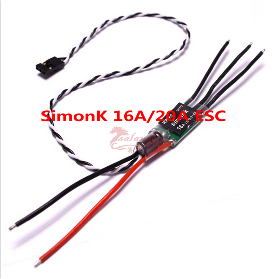 Hot Selling Blheli Mini 16a 2 4s Brushless Esc Electronic Speed Controller Circuit The Others Of Quadcopter