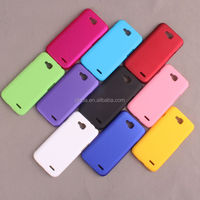 Newest Rubber Hard Case Cover for LG L90 D405N