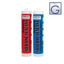 Gorvia GS-Series Item-A301 clear rtv silicone rubber adhesive sealant