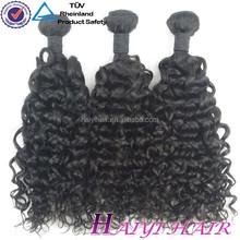 Large Stocks! Wholesale Price Hot Sale Unprocessed Virgin Virgin Brazilian Jerry Curl Hair Weave