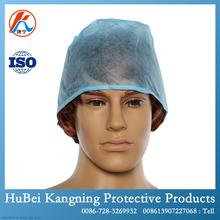 Enfermeiras chapéu à prova de poeira descartáveis pp descartável