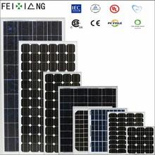 2015 hot sale solar panel monocrystalline,75w solar panel price