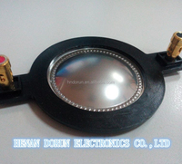 Tweeter speaker parts 8 ohm, voice coil 44mm with diaphragm material,loudspeaker driver