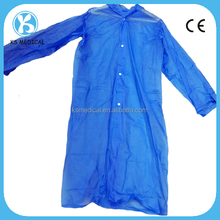 Good quality adult pvc rain coat