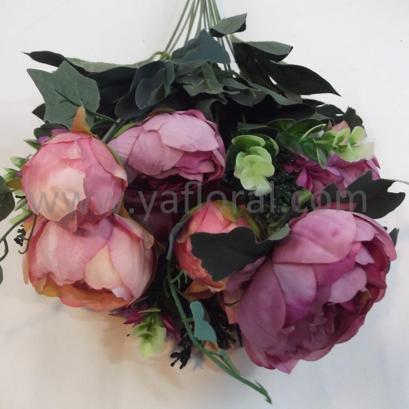 Bulk Artificial Wedding Flower Arrangements Outdoor Artificial Flowers
