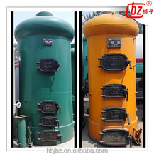 Ordinary pressure coal fired wood chip fired heating boiler