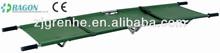 DW-F005 aluminium alloy Foldable ambulance stretcher for sale