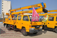 14M JMC 4x2 Aerial Working Truck------Factory directly sale