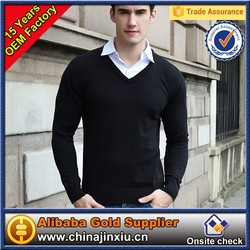 Drop shipping fashion dress hot new man cotton sweater shirt products for 2015