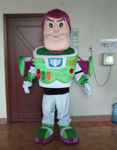 Acepta Paypal buzz lightyear traje de la mascota