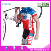 Custom Design Wholesale Popeye Road Cycling Jersey with funny printing
