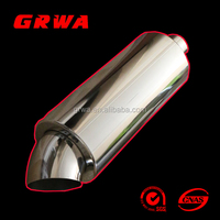 Hot Selling Elbow Exhaust Muffler for Sports Car