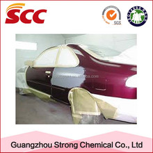 Spray Application Method and car coating lacquer paint