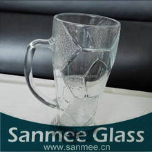 2015 Hot Sell SAN MEE Beer Glass With Handle Beer Glass Mug