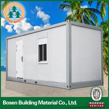 living 20ft container house sea container house shipping container house for rent