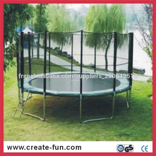 toutes les tailles trampoline pas cher vendre avec un filet de famille pour les enfants. Black Bedroom Furniture Sets. Home Design Ideas
