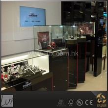 New style tower stands for branded watches display