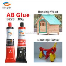 quickly curing epoxy AB glue weatherproof ab glue