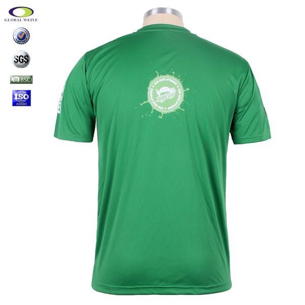 Custom t shirt high quality sport tshirt print cotton for High quality custom shirts