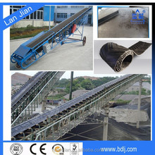 Waste Sorting Conveyor Belt,Oil and Chemical and Heat resistant material handing belt