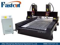 China Jinan vacuum lifter for marble stone engraving machine FASTCUT-1325
