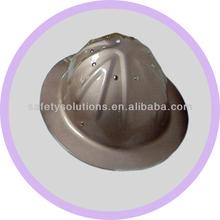 Aluminum Full Brim Safety Helmet