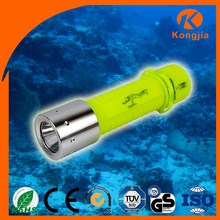ABS Ultra Bright Waterproof Rechargeable Led Flashlight Underwater Led Torch