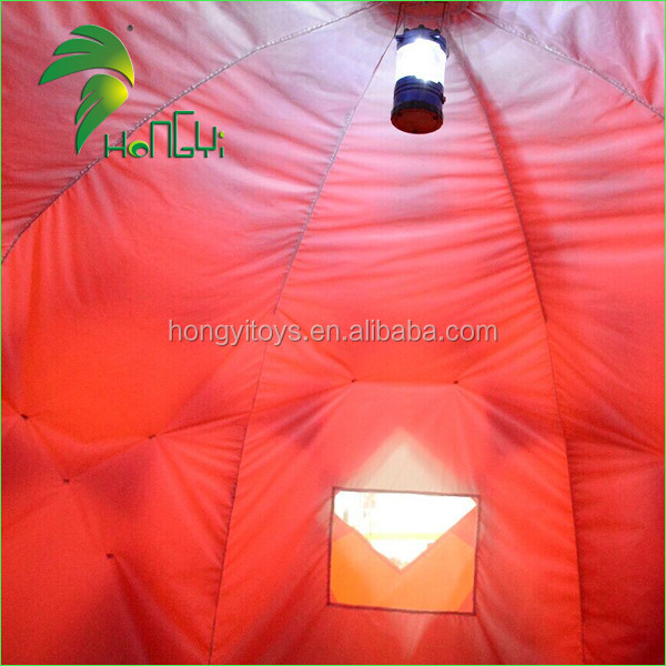 inflatable double  layer camping tent (7).jpg