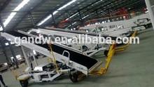 gse transmitir cinto loader para equipamentos de aviação