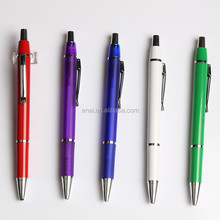 Mixed office & School decorative promotional plastic ballpoint pen