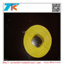 pvc coated wire for hanger/ PVC Coated Wire for mesh /pvc coated iron wire for binding .
