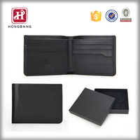 Classic Handmade Rfid Blocking Wallet Leather Mens Wallet