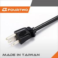 American vertical usb socket,surge protected mains extension socket,usb power cord