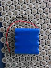 Hottest icr 14500 battery / 14.4v li-ion battery pack / 14.4v 800mah aa