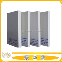 4*8 thick/rigid pvc celuka sheet 10-20MM,competetive price