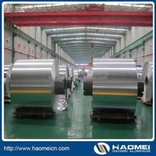 PE PVDF color coating aluminum coils sheets for ACP1050 3003 3004