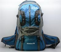 Hot design 2015 nylon leather school fashion backpack for women