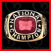 make custom championship ring sports team rings
