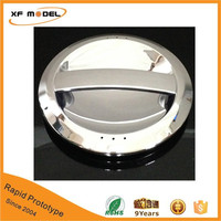 Chroming ABS prototype manufacturer for lid