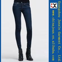 2013 alta cintura superior mujeres flacas vaqueros de moda pantalones vaqueros chica sexy 2013 (JXL20954)