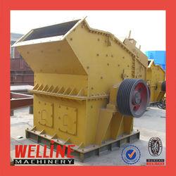 Top quality Zhengzhou WELLINE PC gold ore hammer mill supplier