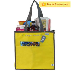 Online shop china most popular brown non woven shopping bags wholesale