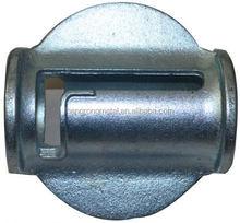 spraying plastic cup nut adjustable prop