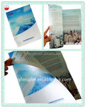 High quality colorful product brochure printing