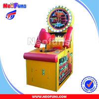 World Boxing Championship Electronic Amusement Park Games Equipment
