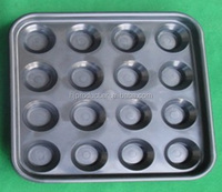 """Pool Table - Billiard Tray holds 16 Standard 2 1/4"""" Size Balls - SHIPS FAST"""