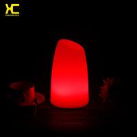Light Up Plastic Night Light Holiday Decorative Lighting Bar Table Lamp