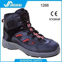 best sell S3 attractive working soft sole safety boots