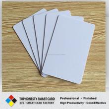 Epson Inkjet tarjeta PVC lámina de PVC en blanco en blanco imprimible Inkjet tarjeta PVC CR80