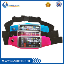 Top selling custom reflective running belt with high quality
